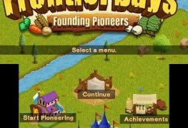 Frontier Days - Founding Pioneers Now Available on 3DS eShop Frontier Days – Founding Pioneers Now Available on 3DS eShop and Switch frontierDays0