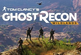 TOM CLANCY'S GHOST RECON WILDLANDS ubisoft's tom clancy's ghost recon wildlands is available now UBISOFT'S TOM CLANCY'S GHOST RECON WILDLANDS IS AVAILABLE NOW ghost recon 1