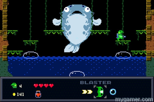 Kero Blaster PS4 Review With Stream Kero Blaster PS4 Review With Stream Kero Blaster Steam 1