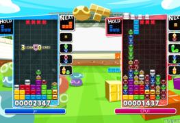 Puyo Puyo Tetris Demo Now Available on eShop PuyoPuyo Tetris sc1