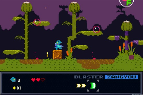Kero Blaster PS4 Review With Stream Kero Blaster PS4 Review With Stream kero blaster screen 02 ps4 us 23nov16