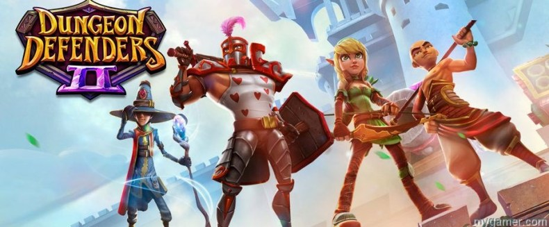 Dungeon Defenders II Launching in June with Splitscreen and Online Modes Dungeon Defenders II Launching in June with Splitscreen and Online Modes Dungeon Defenders II banner