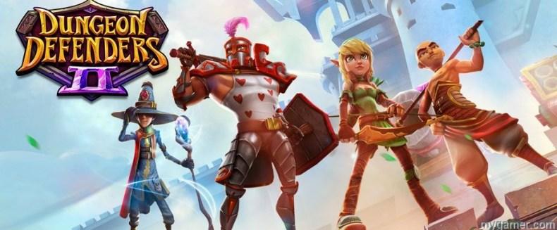 Dungeon Defenders II banner