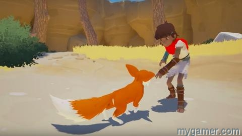 RiME Xbox One Review RiME Xbox One Review Rime Fox