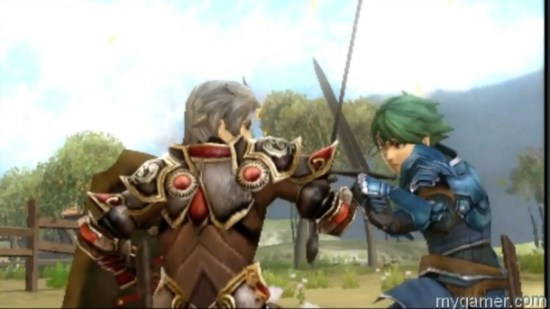 [object object] Fire Emblem Echoes – Shadows of Valentia 3DS Review Fire Emblem Echoes Fight