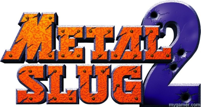 Metal Slug 2 logo
