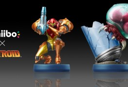 [object object] Metroid: Samus Returns amiibo Functionality Details Here Metroid Samus Returns amiibo