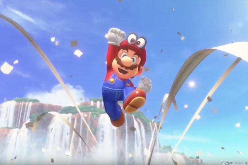 E3 2017 – Nintendo Summary E3 2017 – Nintendo Summary Super Mario Odyssey 1