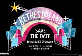bethesda E3 2017 invite