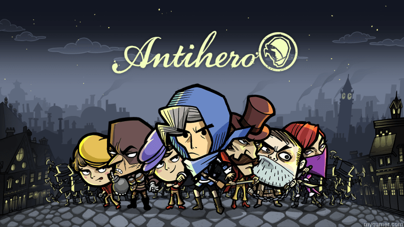[object object] Antihero PC Review AntiHero banner