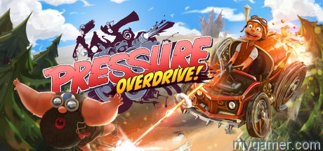 [object object] Pressure Overdrive Arrives on Console and PC Soon Pressure Overdrive