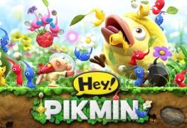 Hey Pikmin banner