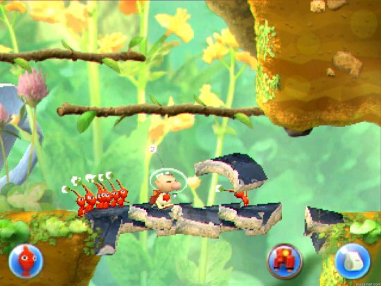 hey! pikmin 3ds review Hey! Pikmin 3DS Review Hey Pikmin sc1