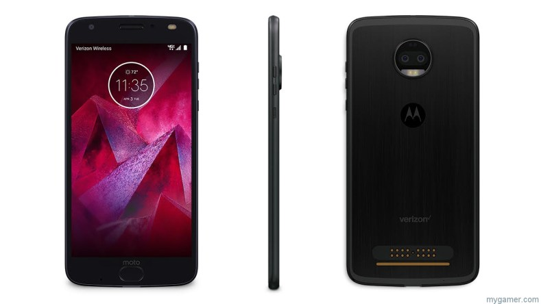 moto z2 force edition allows hardware mods including dual analog stick gamepad Moto Z2 Force Edition Allows Hardware Mods Including Dual Analog Stick Gamepad Moto Z2 Force Edition Social