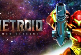 want to see the metroid samus return's 3ds theme from mynintendo? view here. Want To See the Metroid Samus Return's 3DS Theme from MyNintendo? View Here. Metroid Samus Returns banner