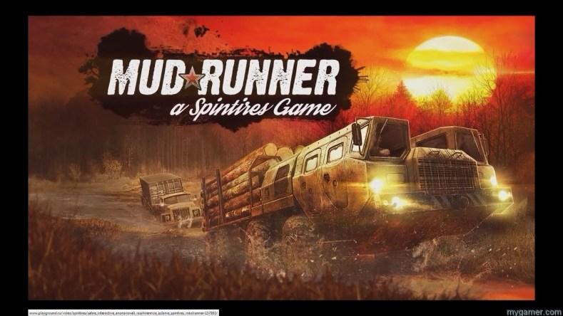 Mud Runner Spintires