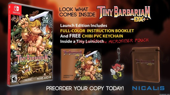 tiny barbarian dx switch review Tiny Barbarian DX Switch Review Tiny Barbarian DX box special
