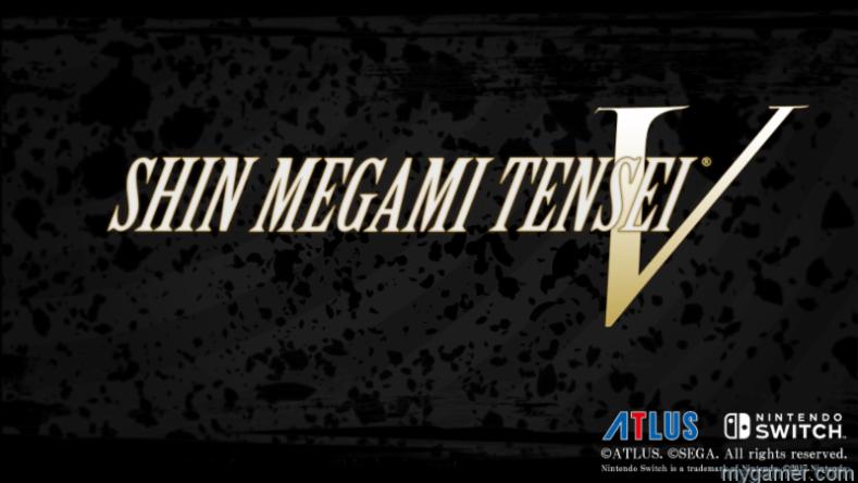 Shin Megami Tensea V