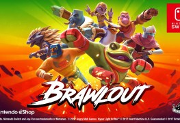 smash bros clone brawlout launches dec 19 on switch with special guest fighters Smash Bros Clone Brawlout Launches Dec 19 on Switch With Special Guest Fighters BrawlOut Switch