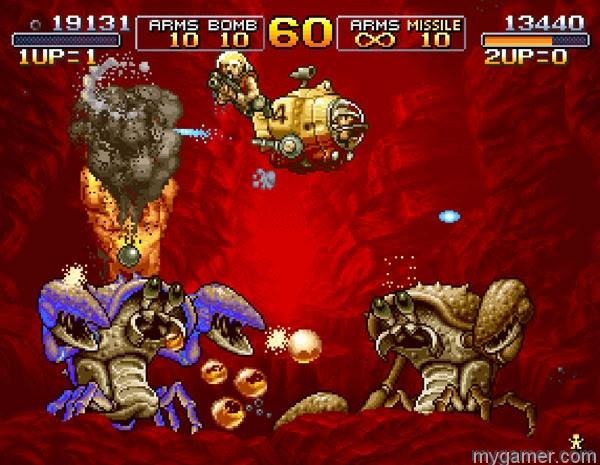 the latest neogeo games to hit current gen systems The Latest NEOGEO Games To Hit Current Gen Systems METAL SLUG 3