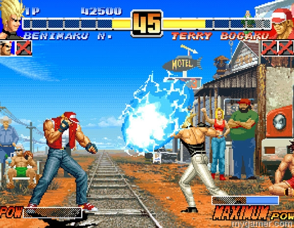 NEOGEO THE KING OF FIGHTERS 96