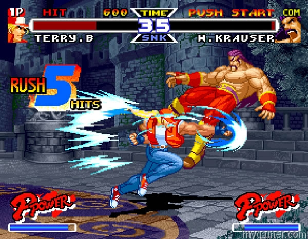 the latest neogeo games to hit current gen systems The Latest NEOGEO Games To Hit Current Gen Systems REAL BOUT FATAL FURY SPECIAL