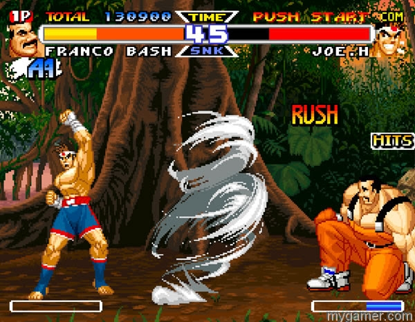 REAL BOUT FATAL FURY SPECIAL2