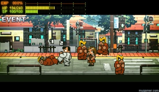 river city: rival showdown 3ds review River City: Rival Showdown 3DS Review River City Rival Showdown masks