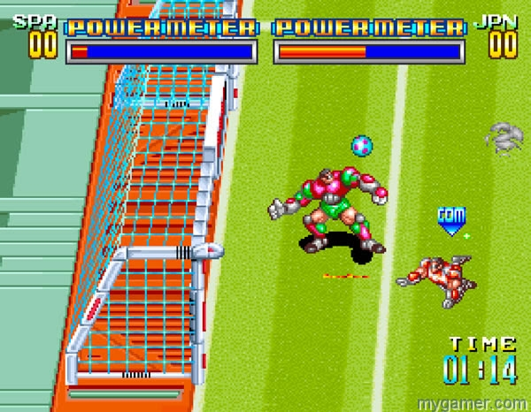 more neogeo games now available on new gens More NEOGEO Games Now Available on New Gens SOCCER BRAWL