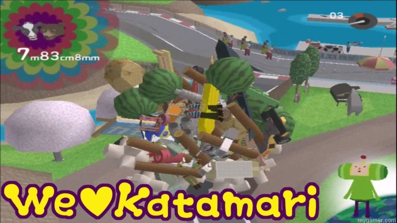 mygamer visual cast - we love katamari Mygamer Visual Cast – We Love Katamari We Love Katamari