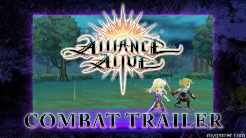 "learn about ""battle arts"" and the ""ignition"" system in the alliance alive on 3ds Learn About ""Battle Arts"" and the ""Ignition"" system in The Alliance Alive on 3DS Alliance Alive trailer banner"