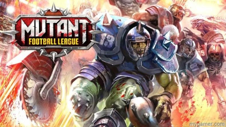 mutant football league now available on xbox one and ps4 Mutant Football League Now Available on Xbox One and PS4 Mutant Football League banner