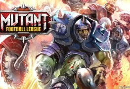 mutant football league now available on xbox one and ps4 Mutant Football League Now Available on Xbox One and PS4 Mutant Football League banner