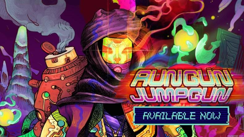 ATOMIK RunGunJumpGun 1