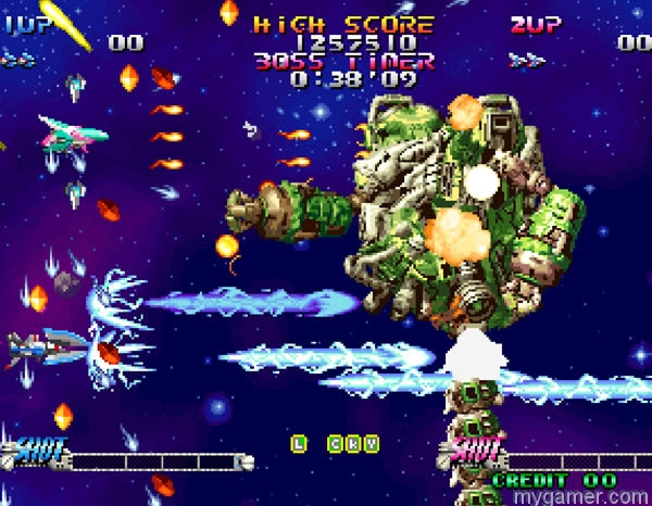 more neogeo games now available on new gen consoles More NEOGEO Games Now Available on New Gen Consoles Blazing Star 2