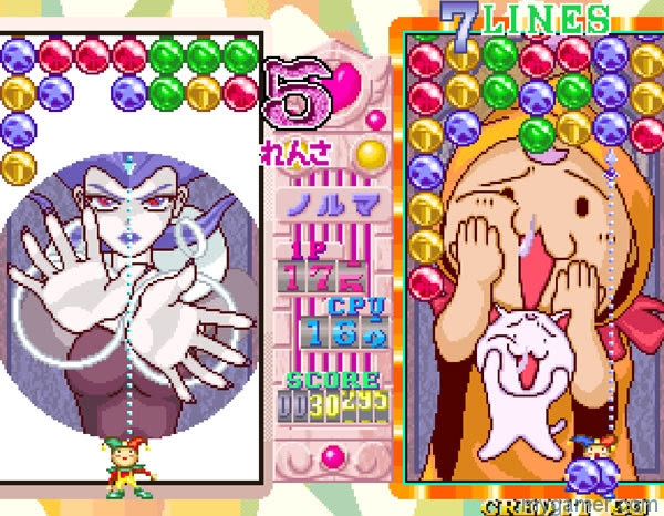 Hamster Released Two NEOGEO Games This Week Magical Drop III 2