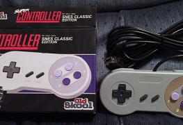 Old Skoll Super Controller for SNES Classic