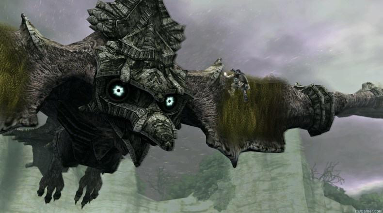 mygamer visual cast - shadow of the colossus part 3 - colossi 5-10 Mygamer Visual Cast – Shadow of the Colossus Part 3 – Colossi 5-10 Shadow of the Colossus bird