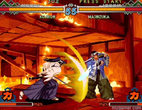 two neogeo fighting games released this week Two NEOGEO Fighting Games Released This Week THE LAST BLADE 2