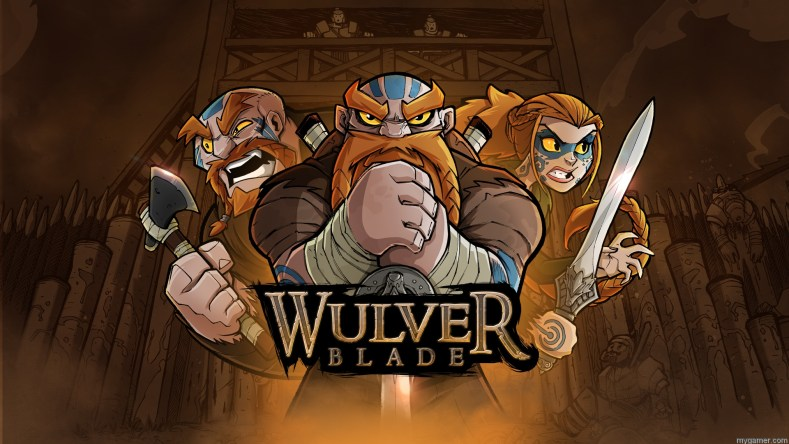 wulverblade xbox one review Wulverblade Xbox One Review Wulverblade Main Characters with logo