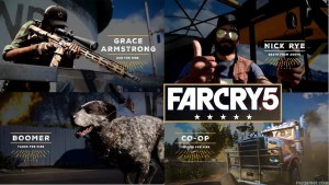 my profile My Profile far cry 5 gun for hire