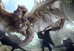 mygamer visual cast - monster hunter world ps4 MyGamer Visual Cast – Monster Hunter World PS4 monster hunter world recensione apertura
