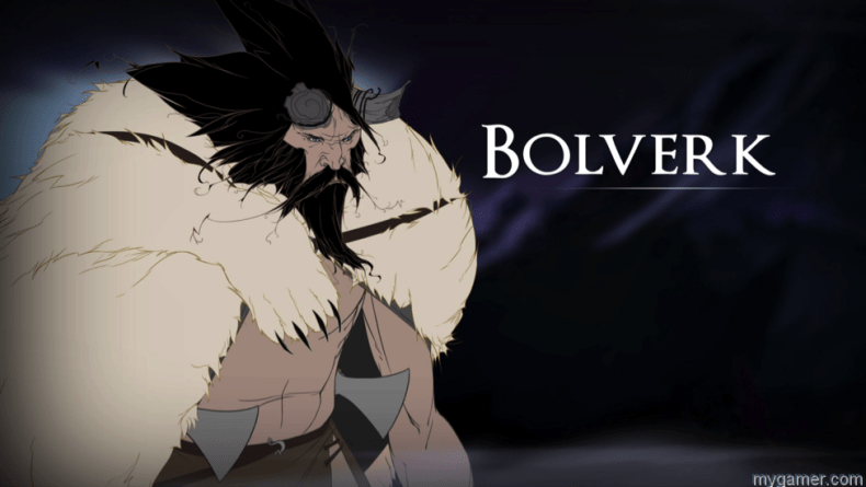 learn about banner saga 3's bolverk with this trailer Learn About Banner Saga 3's Bolverk with this Trailer Banner Saga 2 Bolverk