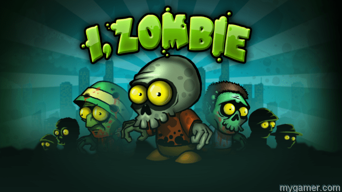 I Zombie banner