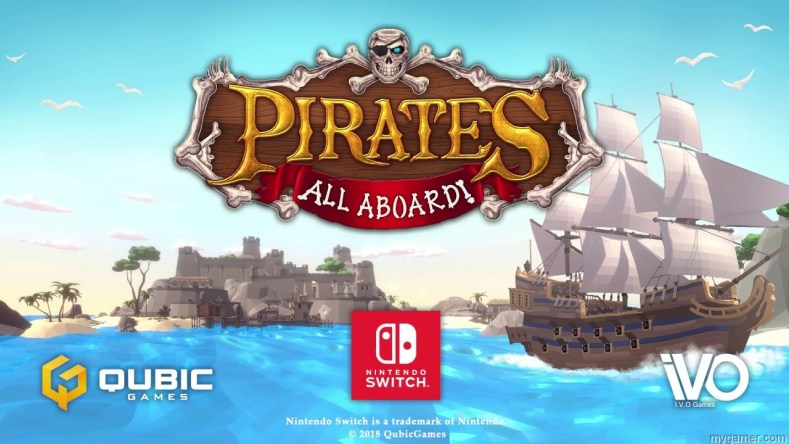 Pirates All Aboard switch