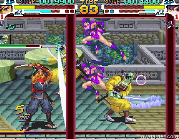 hamster releases more old games on new gen systems Hamster Releases More Old Games on New Gen Systems SENGOKU 3