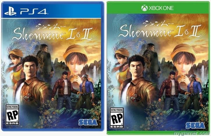shenmue i & ii compilation coming to ps4, xbox one, and pc in 2018 Shenmue I & II Compilation Coming to PS4, Xbox One, and PC in 2018 shenmue I and II box