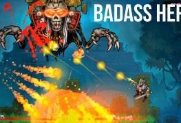 Badass Hero