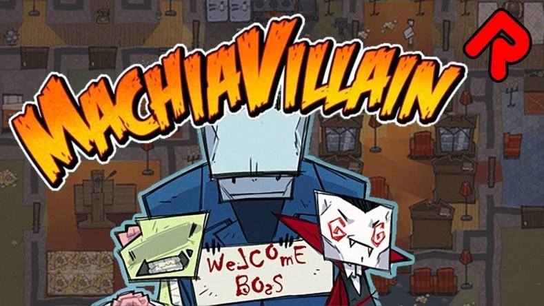 machiavillain pc review MachiaVillain PC Review with Stream MachiaVillain banner