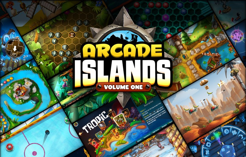 mastiff releasing compilation title arcade islands: volume one this summer - trailer here Mastiff releasing compilation title Arcade Islands: Volume One this summer – trailer here Arcade Islands Volume One